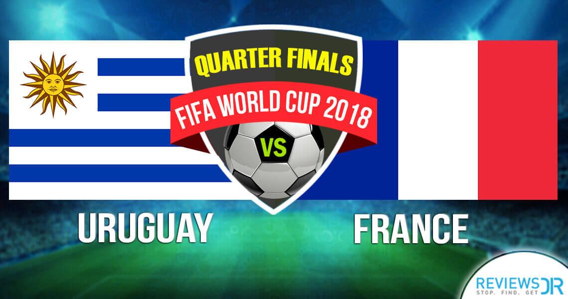 Uruguay vs France Live Online