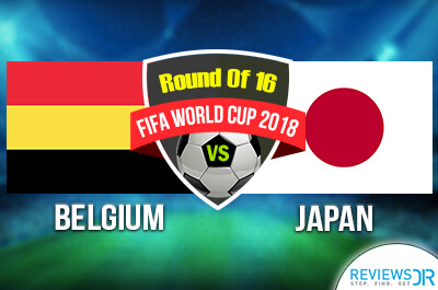 Watch Japan vs Belgium Live