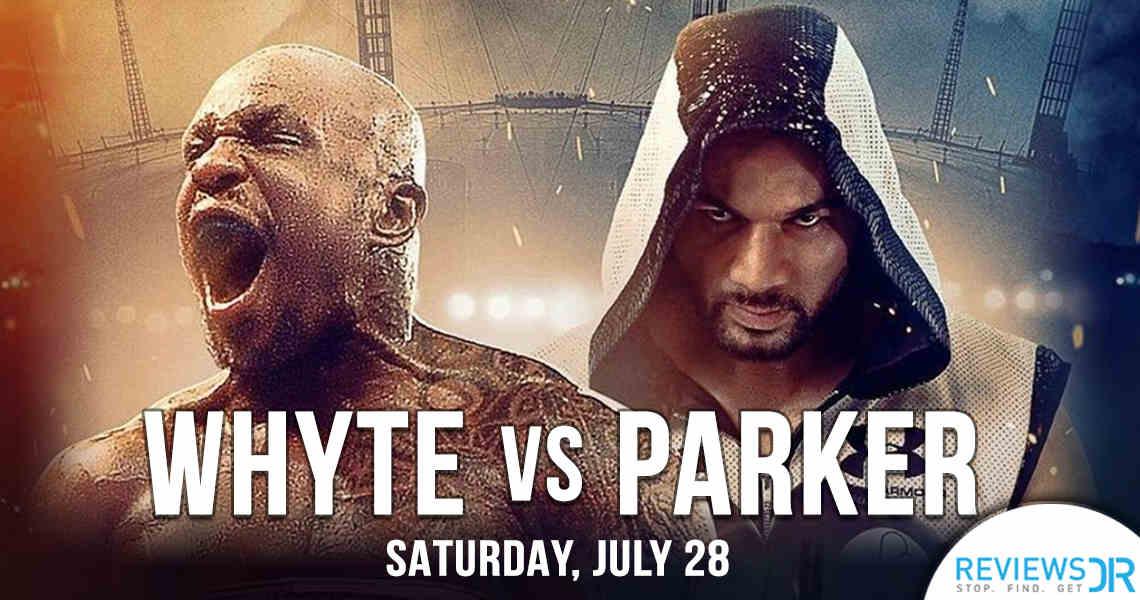 Whyte vs Parker Live Online