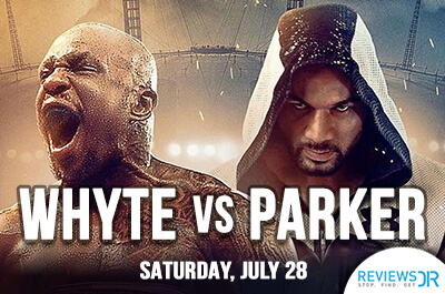Whyte vs Parker Live Streaming