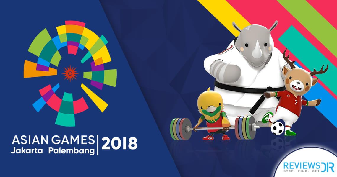 Asian Games 2018 Live Online