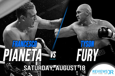 Fury vs Pianeta Live streaming