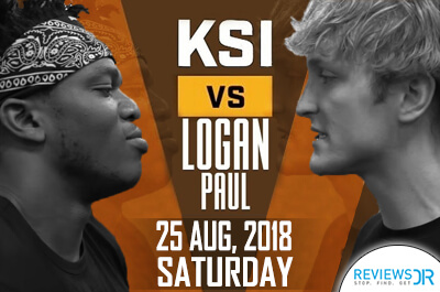 KSI vs Logan Paul Live Streaming