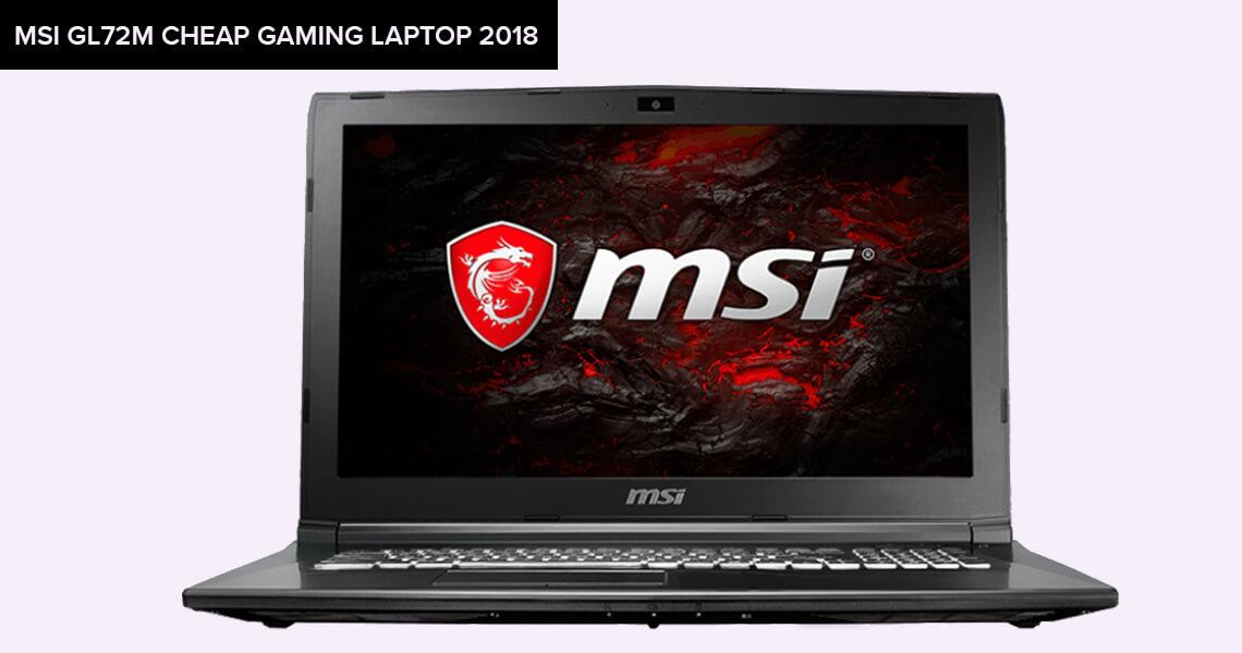 MSI GL72M