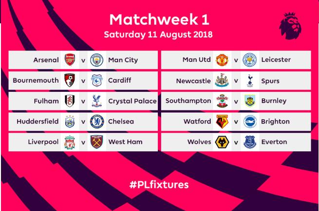 PL 2018-19 Schedule