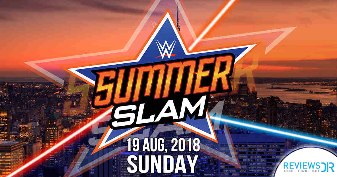 Image result for summer slam 2018