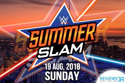 SummerSlam 2018 Live Streaming