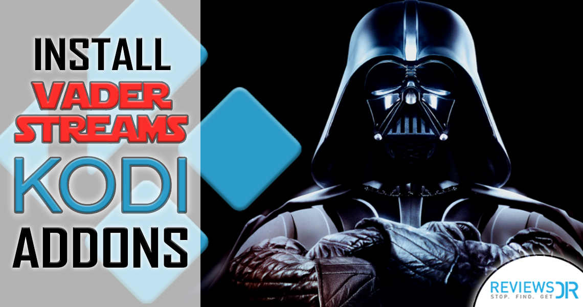 Vader Streams Addon for Kodi