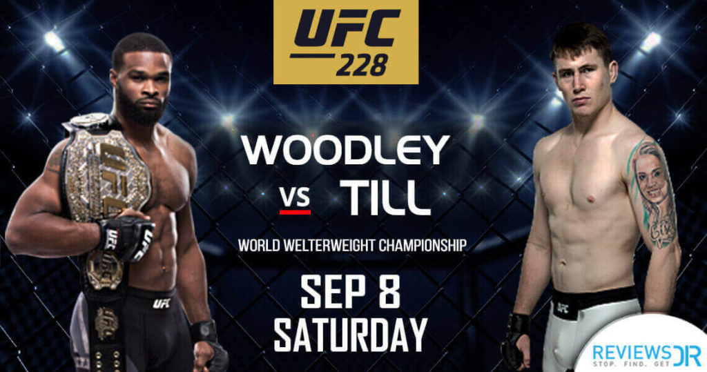 Watch UFC 228 Fight Live Online