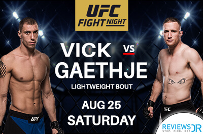 Watch UFC Fight Night 135