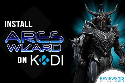 Ares Wizard Kodi Addon