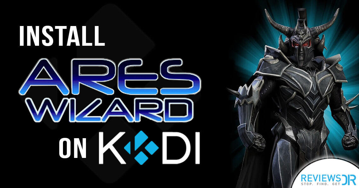 Ares Wizard on Kodi
