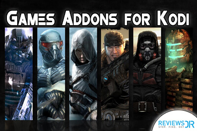 Best Gaming Addon for Kodi
