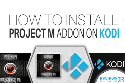 Install Project M addon on Kodi