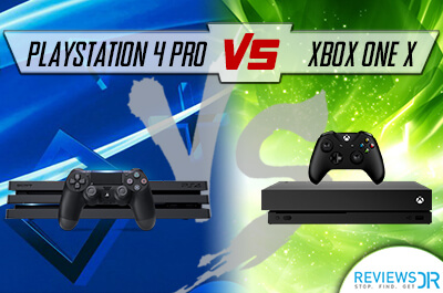 PS4 Pro vs. Xbox One X