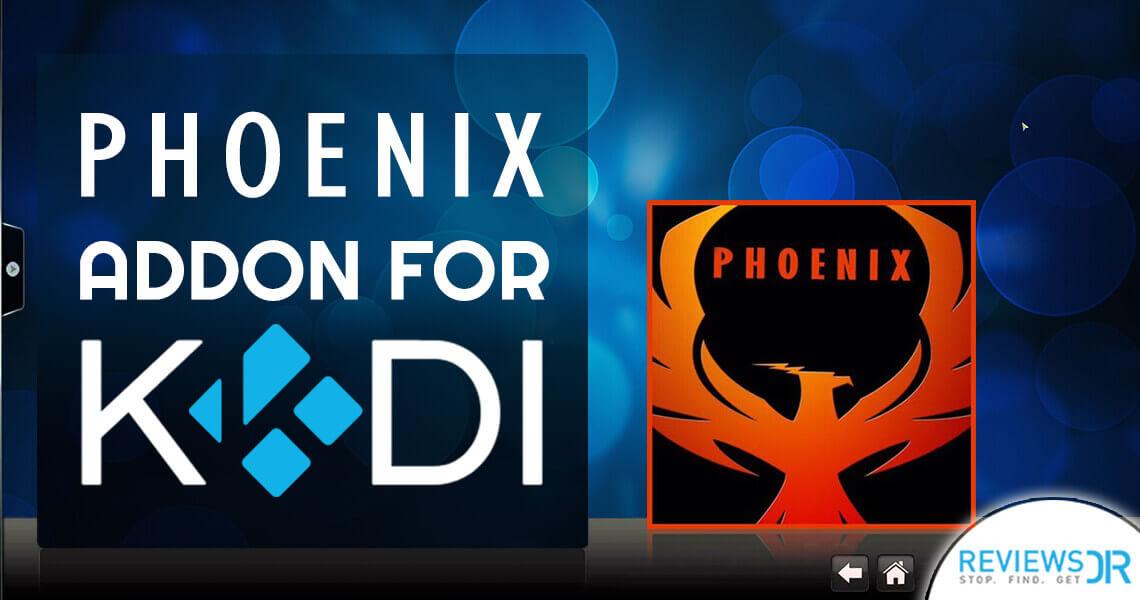 phoenix kodi addon download