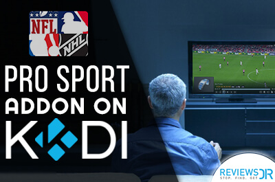Pro Sports Addon for Kodi