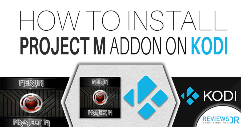 Project M addon on Kodi