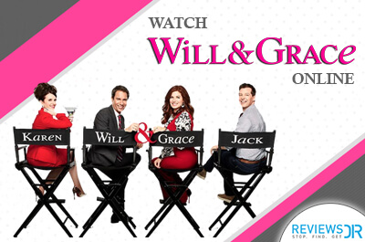 Streaming Will & Grace Online
