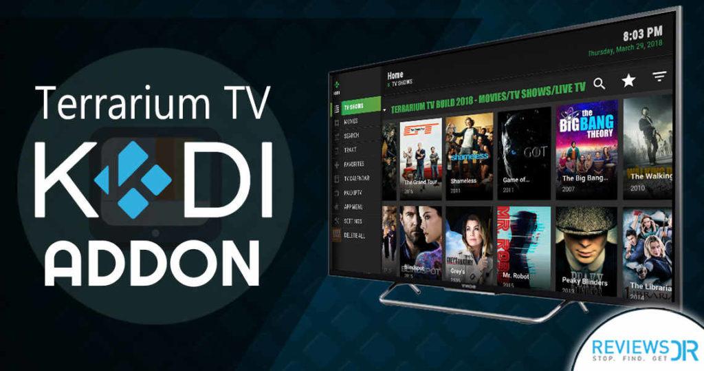 Terrarium TV Kodi Addon
