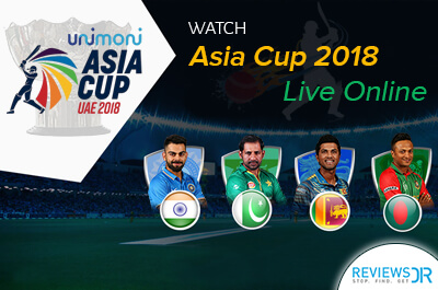 Watch Asia Cup Live Streaming