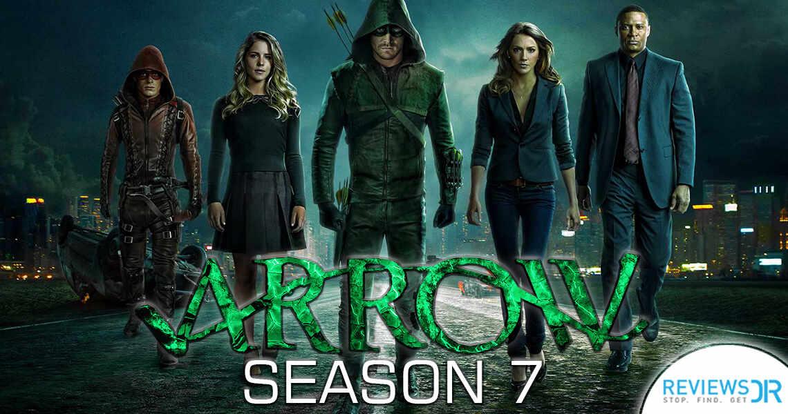 Arrow Season 7 Live Online