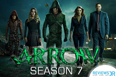 Arrow Season 7 Live Streaming