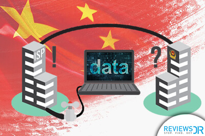 Chinese officer can officially demand user data from ISPs