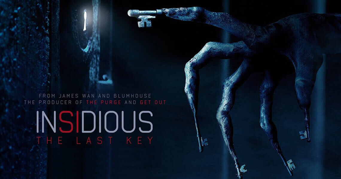 Incidious-The Last Key