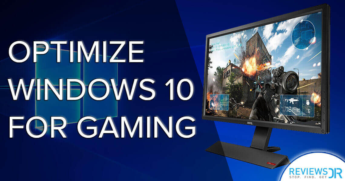 Optimize Windows 10 for Gaming