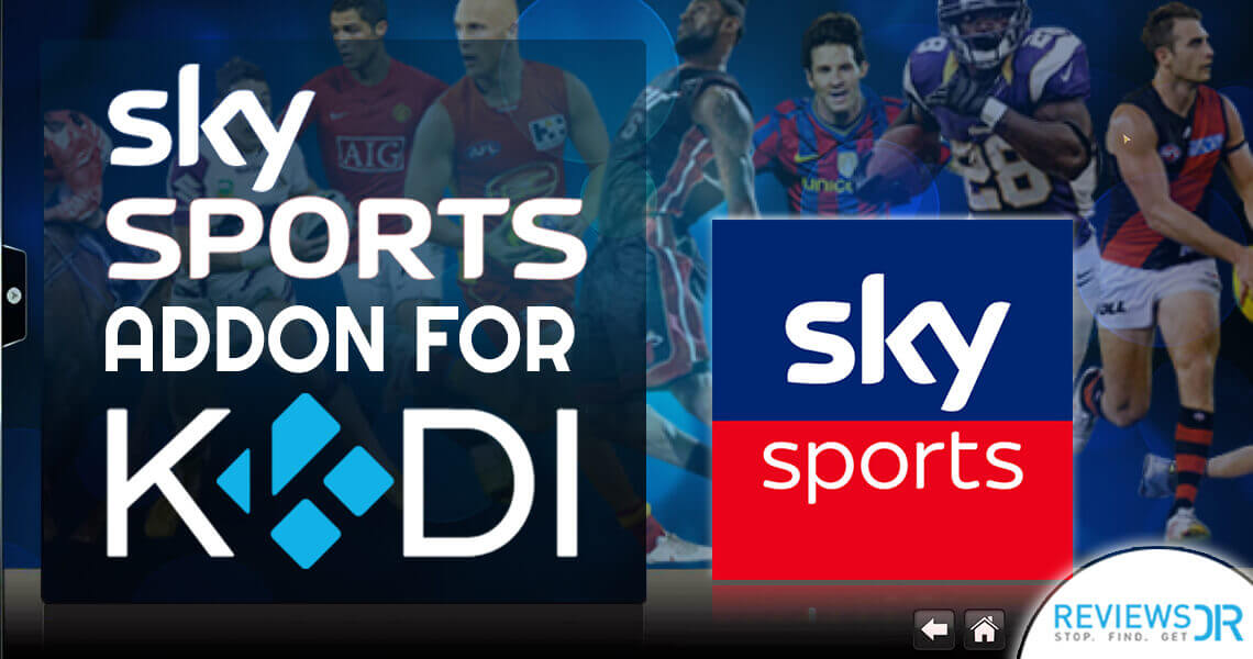 Sky Sports Addon for Kodi