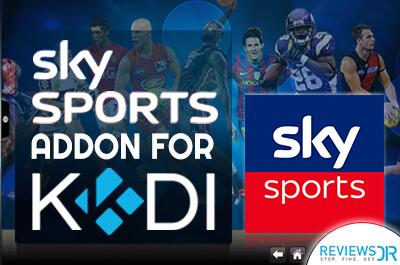 Sky Sports Kodi Addon