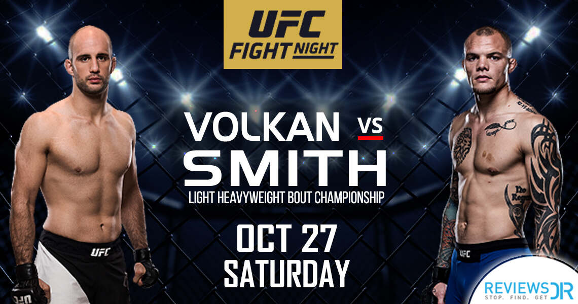 Volkan vs Smith Live Online