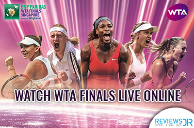 WTA Finals Live Streaming