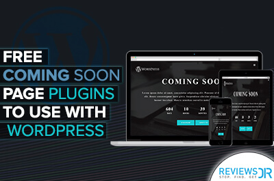 Wordpress Coming Soon Free Page plugins