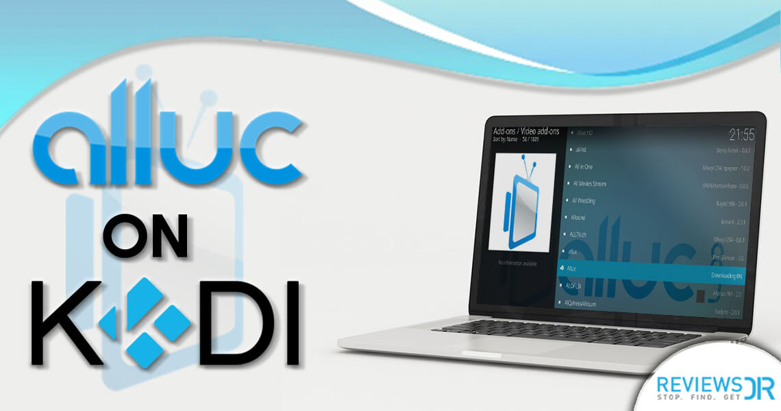 Alluc on Kodi