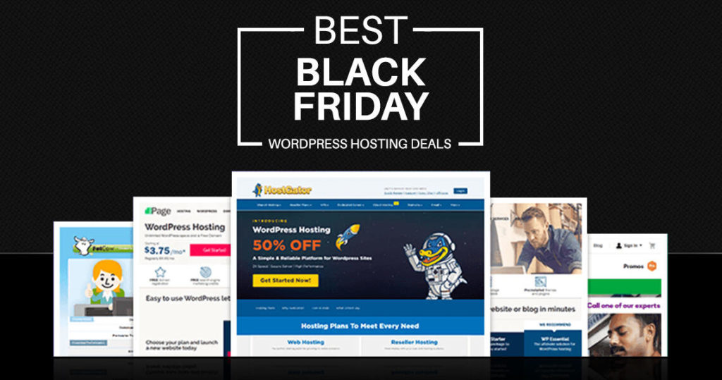 Best Black Friday WordPress Hosting Deals