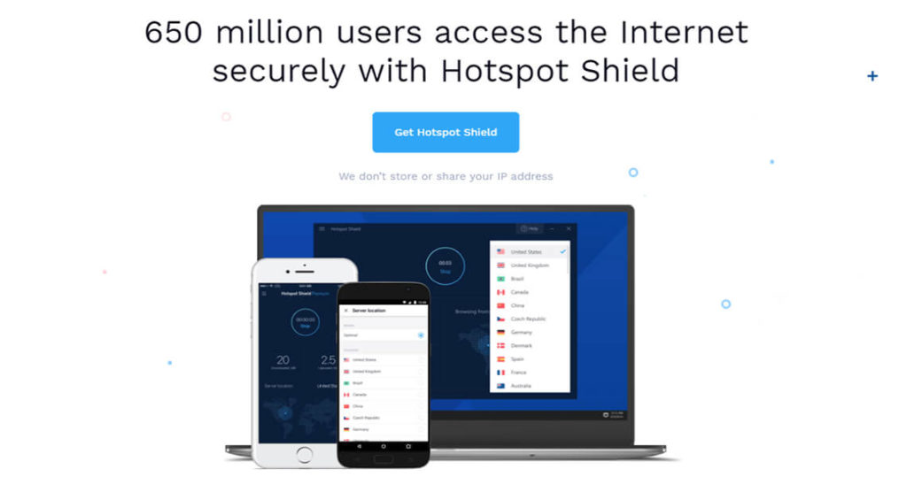 Hotspot Shield Black Friday Deal
