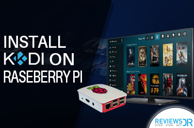 Kodi on Raseberry Pi
