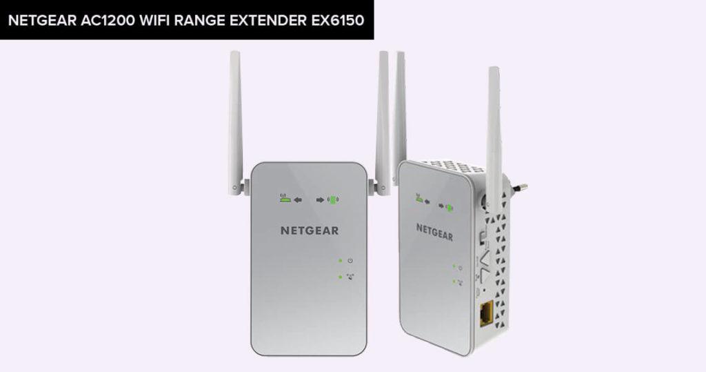 netgear ac1200 wifi range extender instructions