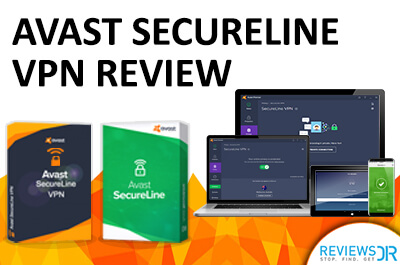 Review for Avast Secureline VPN