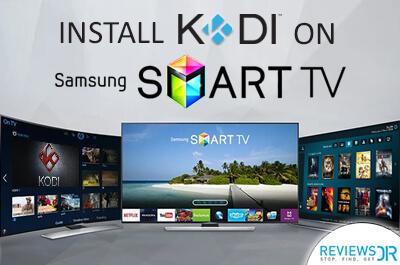 Kodi On Samsung Smart TV