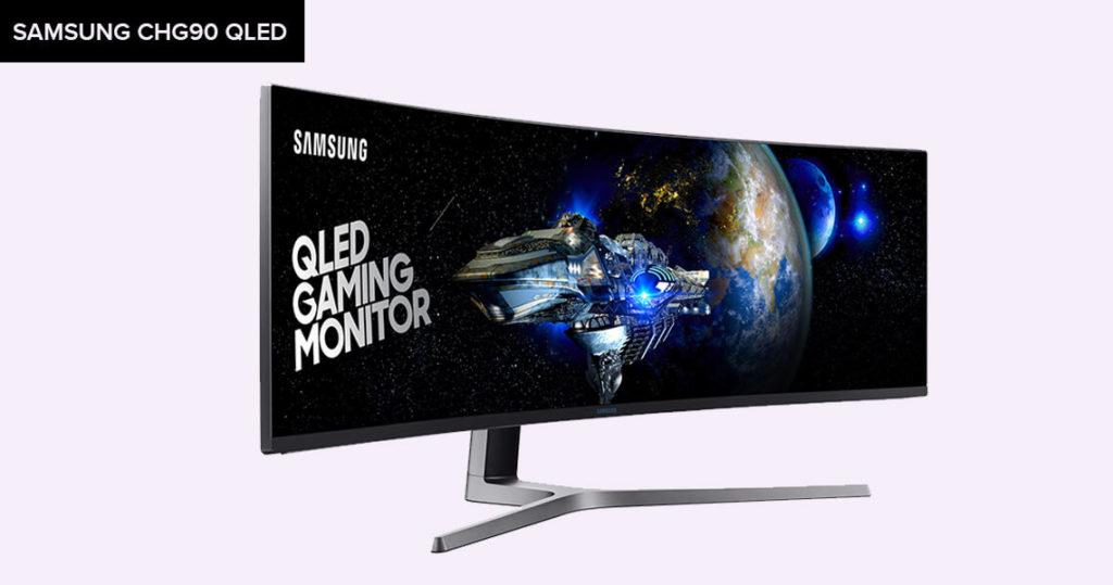 Samsung CHG90 QLED