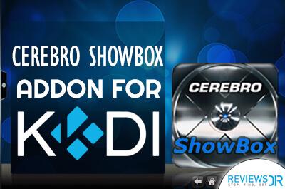 Cerebro ShowBox Kodi Addon