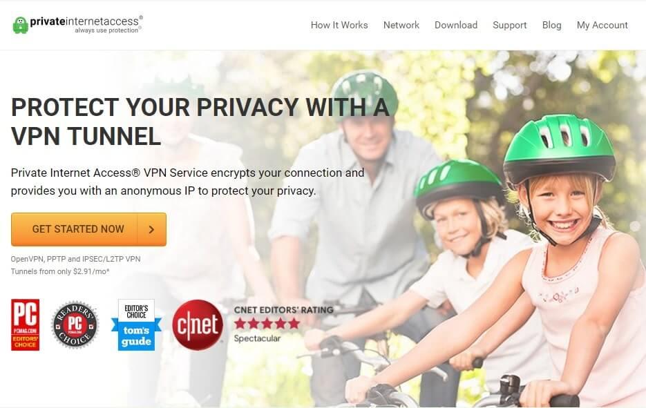 Private Internet Access VPN