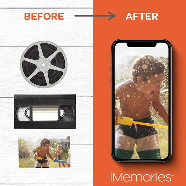 review of imemories