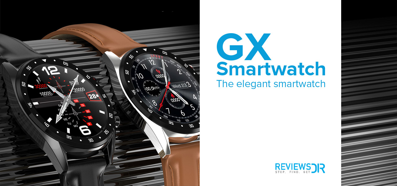 reviews gx smartwatch