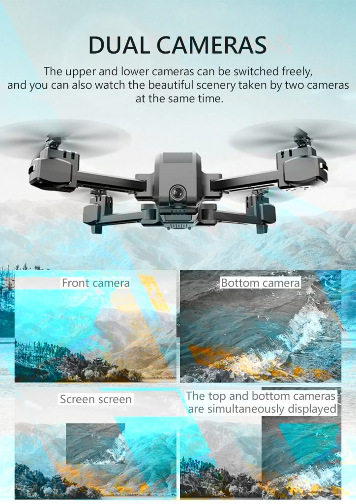 what is tactic air drone