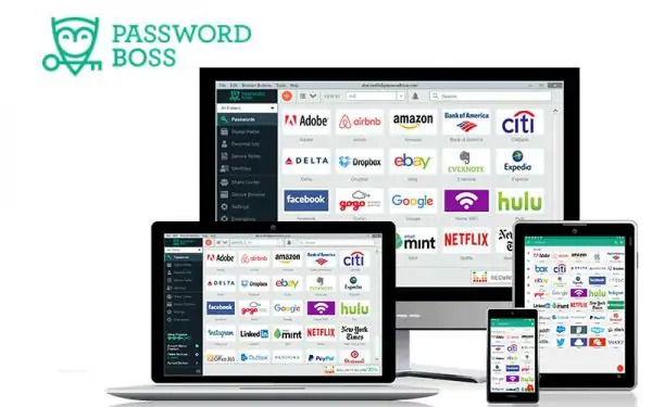 manage password by password boss