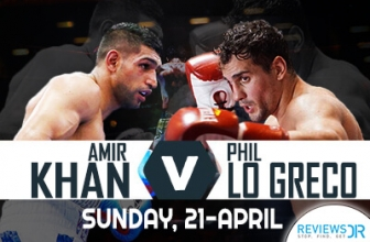 How To Live Stream Amir Khan Vs. Phil Lo Greco